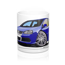 Load image into Gallery viewer, Volkswagen Golf (Mk5) R32 (3dr) - Caricature Car Art Coffee Mug