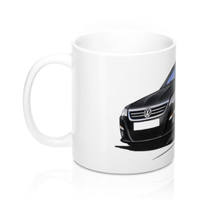 Volkswagen Passat CC - Caricature Car Art Coffee Mug