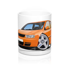 Load image into Gallery viewer, Volkswagen Polo (Mk3)(6N) (Yeo-A) - Caricature Car Art Coffee Mug