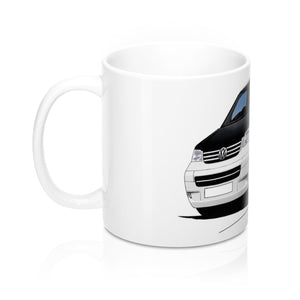VW T5 Camper Van (Yeo-A) - Caricature Car Art Coffee Mug