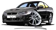 Load image into Gallery viewer, Vauxhall Monaro VXR - Caricature Car Art Print