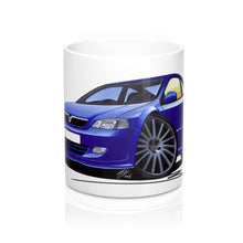 Load image into Gallery viewer, Vauxhall Astra (Mk4) Coupe '888' Edition - Caricature Car Art Coffee Mug