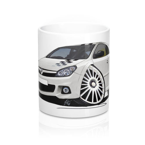 Vauxhall Astra (Mk5) VXR Nurburgring Edition - Caricature Car Art Coffee Mug