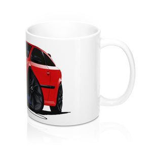 Vauxhall Astra (Mk5) VXRacing Edition - Caricature Car Art Coffee Mug