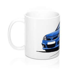 Vauxhall Vectra VXR - Caricature Car Art Coffee Mug