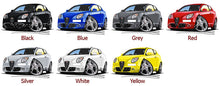 Load image into Gallery viewer, Alfa Romeo MiTo - Caricature Car Art Print