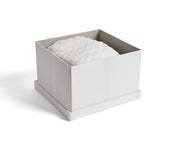 Example of Everyday Small Bins in White | California Closets