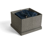 Example of Everyday Small Bins in Graphite | California Closets