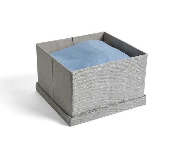 Example of Everyday Small Bins in Light Grey | California Closets