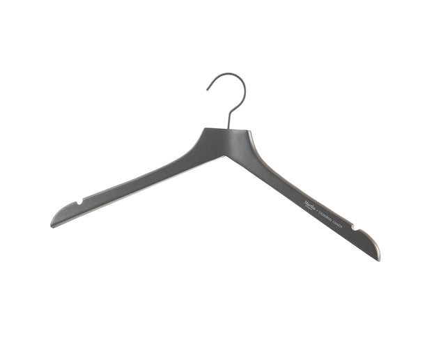 Everyday Shirt Hangers in Graphite | California Closets