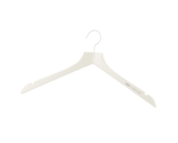 Everyday Shirt Hangers in White | California Closets