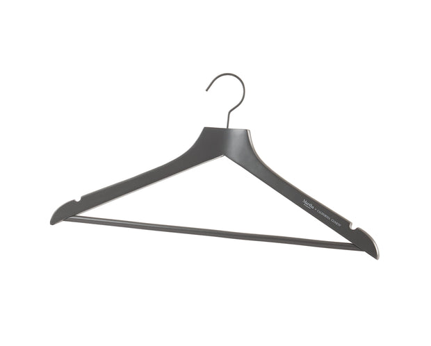 Everyday Suit Hangers in Graphite | California Closets