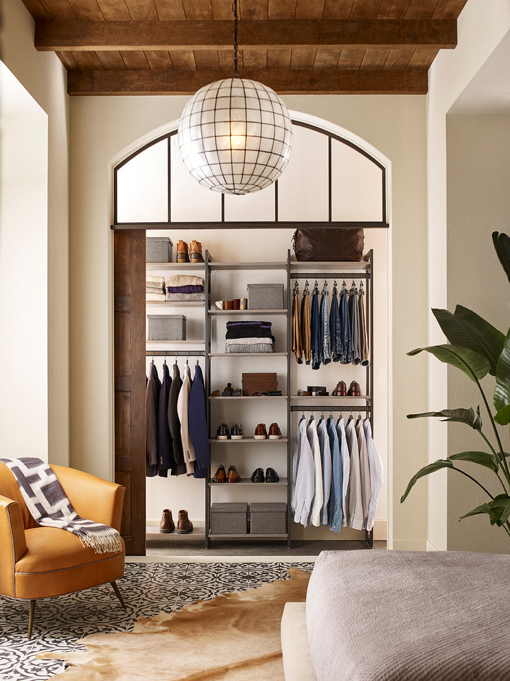 The Everyday System™ 6ft Hanging  & Storage