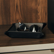 Bowery Valet Coin Tray in Black Finish in Closet System