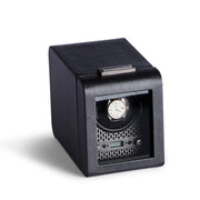 Brooklyn Single Watch Winder in Black Finish by California Closets Essentials