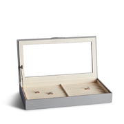 Park Jewelry Tray in Dove Grey Finish