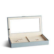 Park Jewelry Tray in Ice Blue Finish
