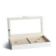 Park Jewelry Tray in White Finish