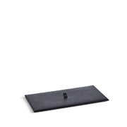 Park Stackable Tray Lid in Black Finish