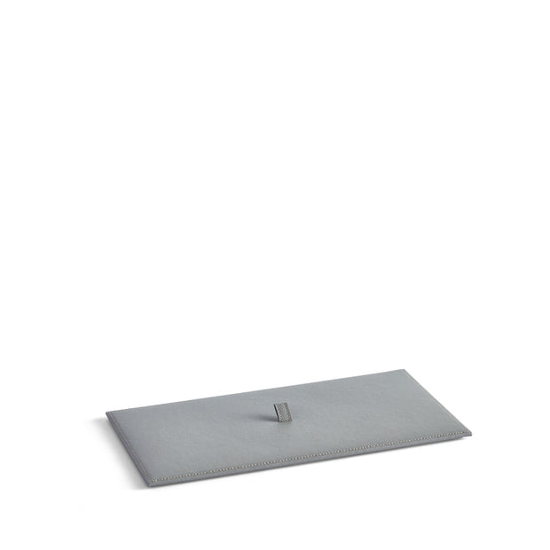 Park Stackable Tray Lid in Dove Grey Finish by California Closets Essentials