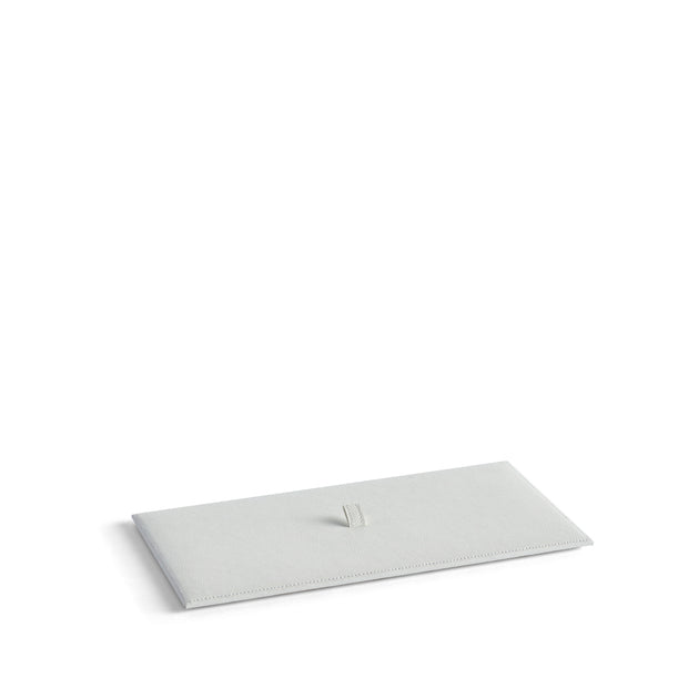 Park Stackable Tray Lid in White Finish