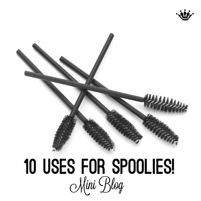 10 uses for spoolies!