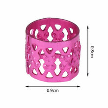Load image into Gallery viewer, Hair Cuffs Pack of 20