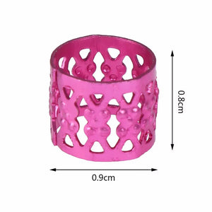 Hair Cuffs Pack of 20