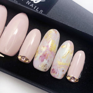 Express Nails - Rose Quartz
