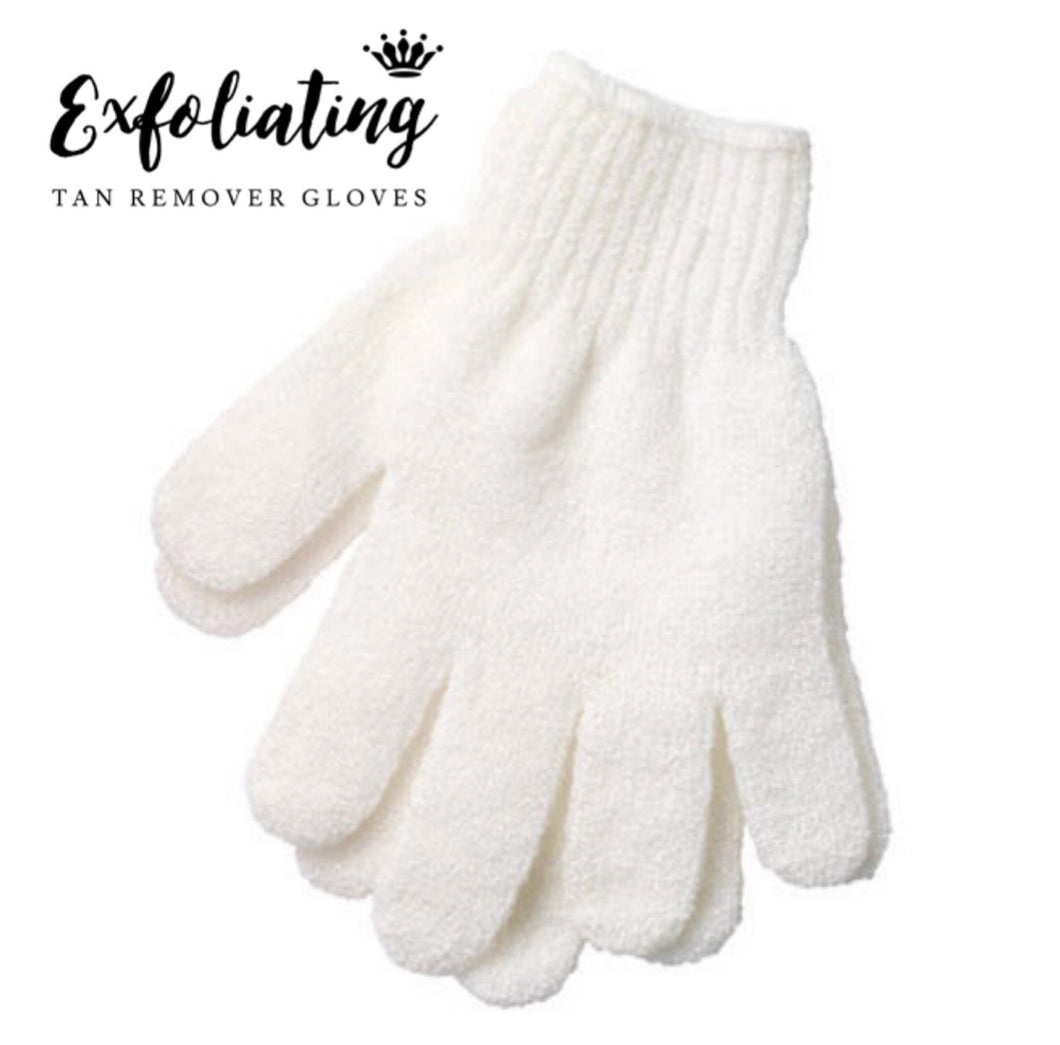 Exfoliating Tan Remover Gloves