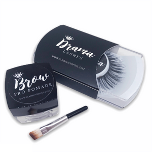 Drama Lashes & Brow Pro Pomade Set