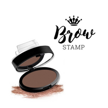 Load image into Gallery viewer, The Brow Stamp & Brow Powder