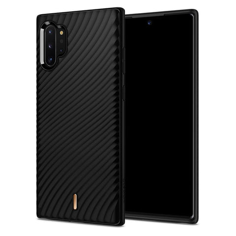 Galaxy Note 10 Plus Wave Shell - Black