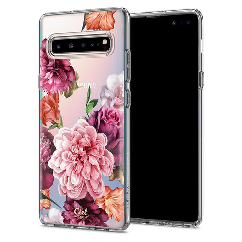 Galaxy S10 5G Cecile - Rose Floral