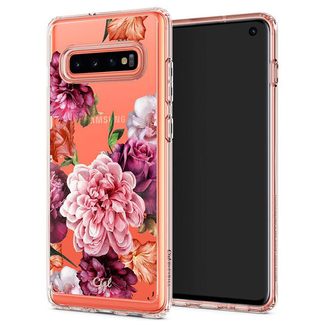 Galaxy S10 Cecile - Rose Floral