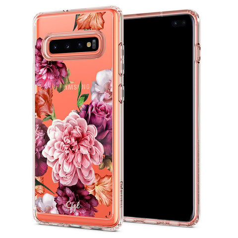 Galaxy S10 Plus Cecile - Rose Floral