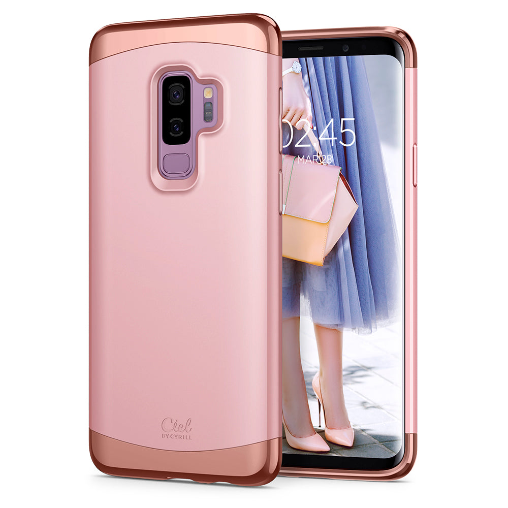 Galaxy S9+ Colene Baby Blue Case