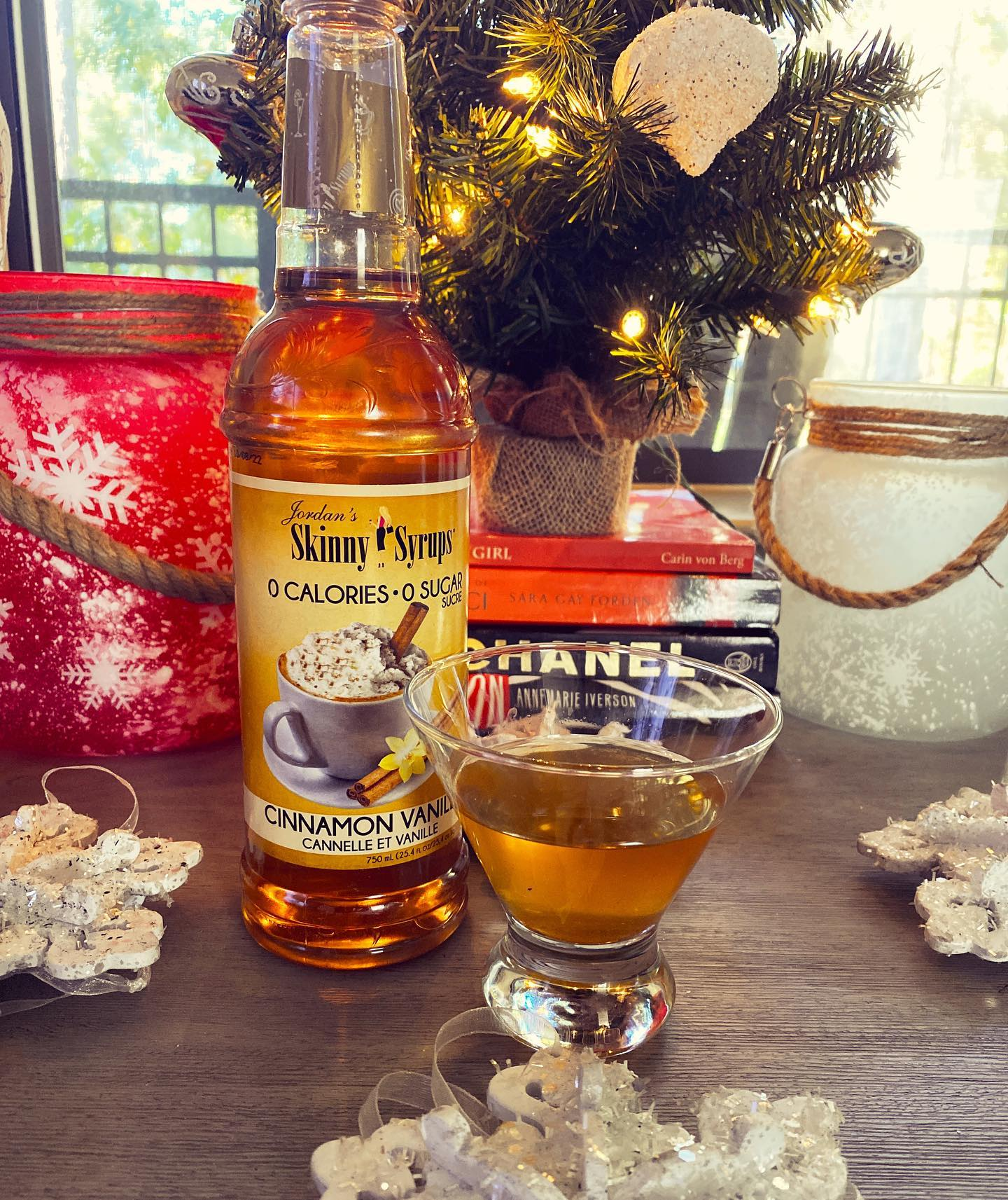 Gingerbread Man Bourbon