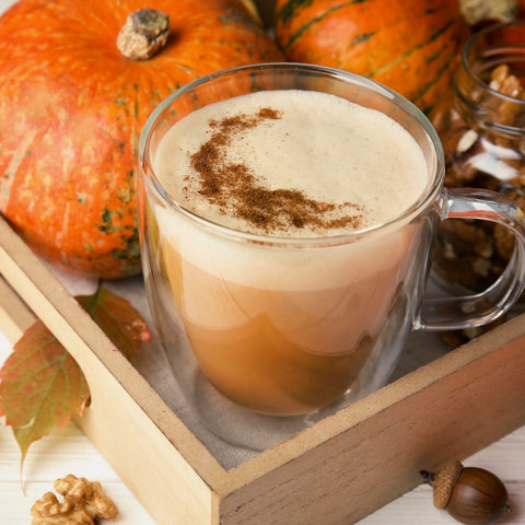 skinny pumpkin spice chai tea latte recipe