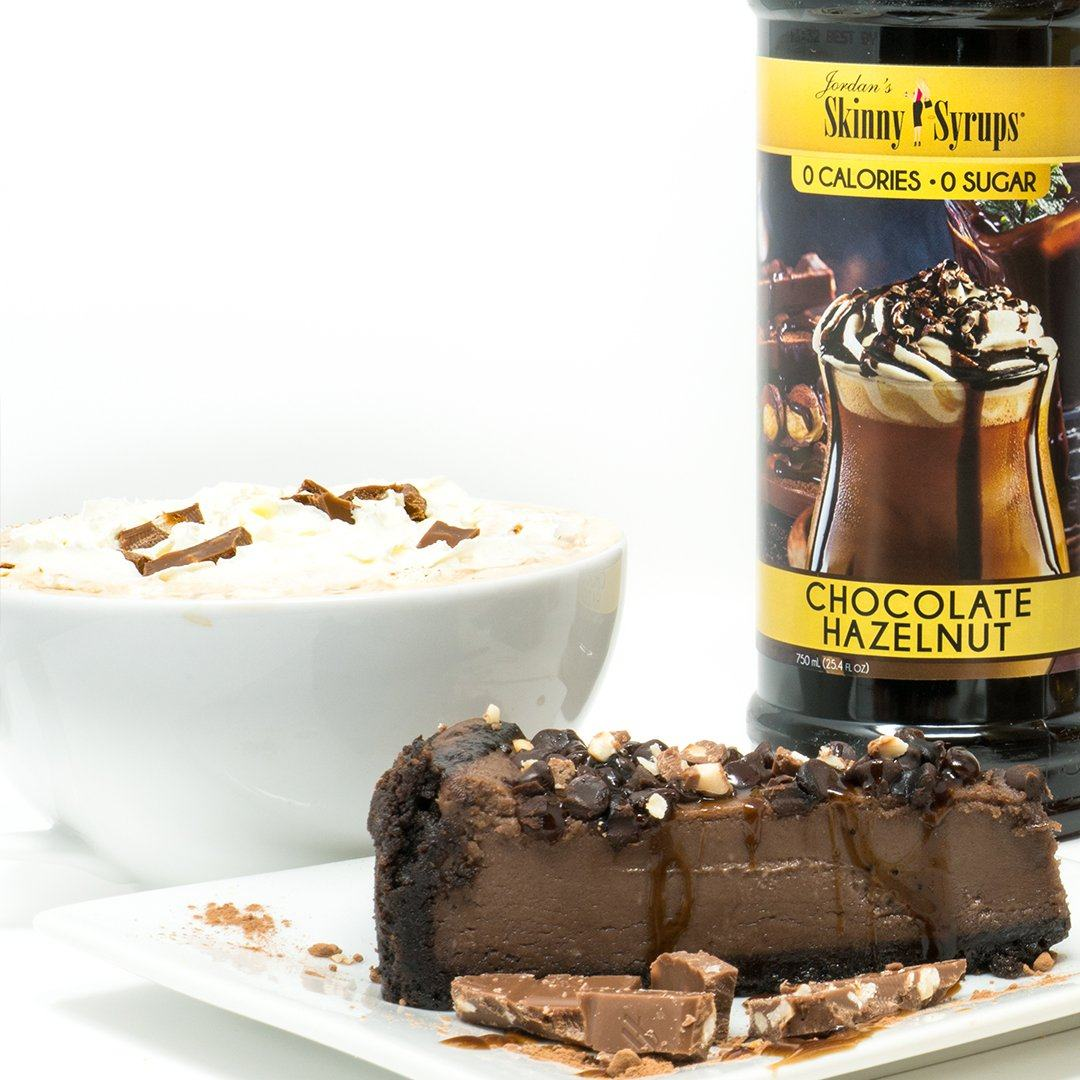 Sugar Free Chocolate Hazelnut Syrup - Skinny Mixes