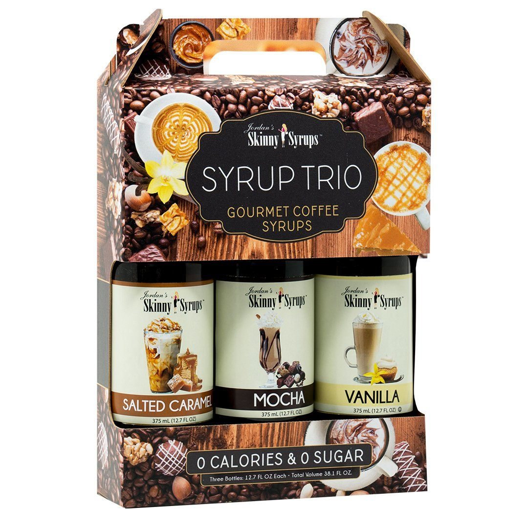 Classic Syrup Trio Gifts & Samplers Skinny Syrups
