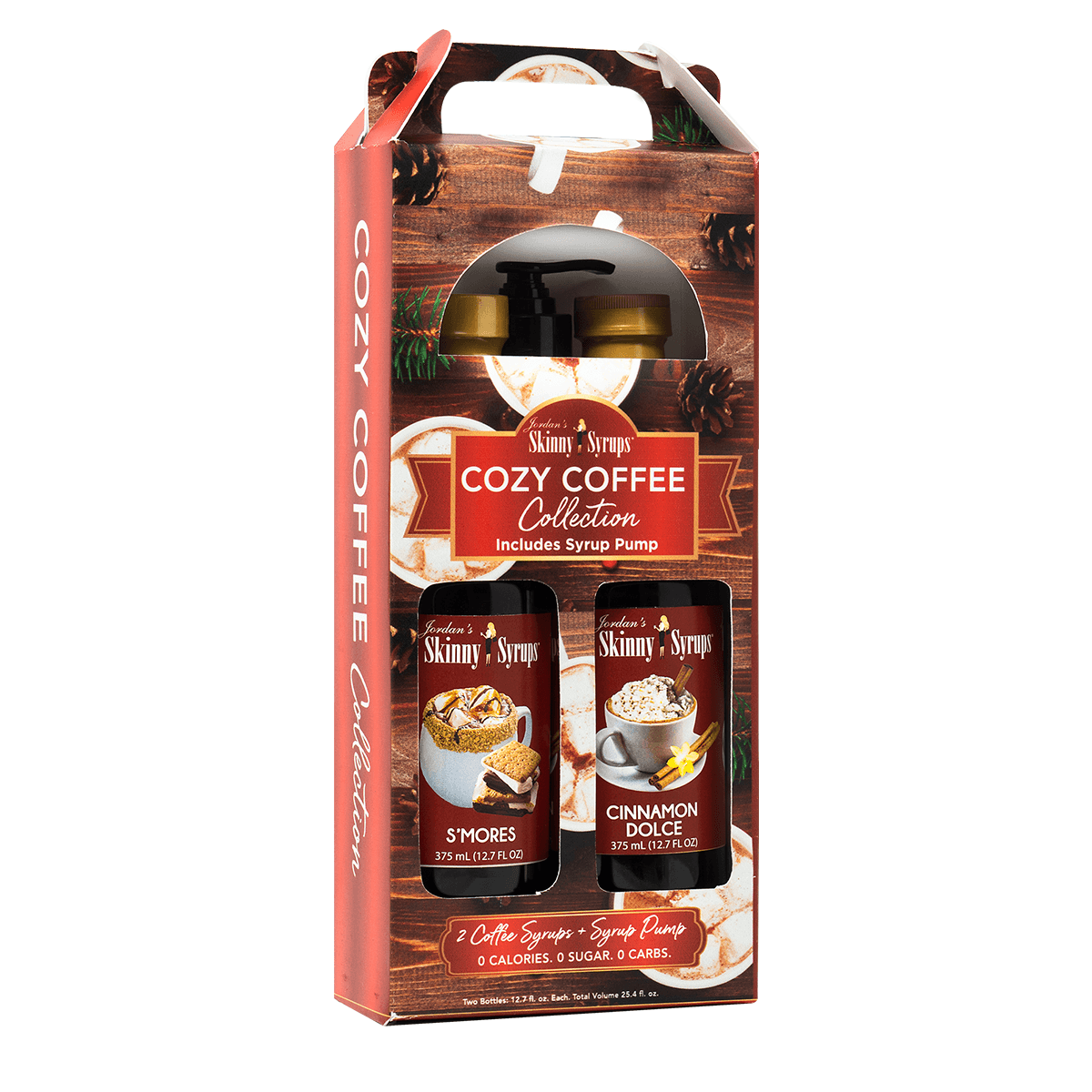 Cozy Coffee Collection Duo - Skinny Mixes