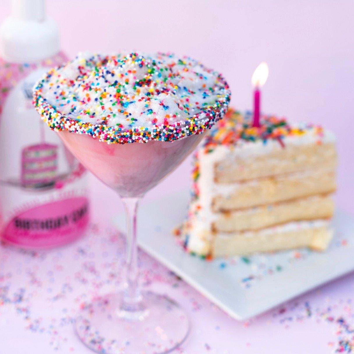 Birthday Cake Whipped Foam - Skinny Mixes