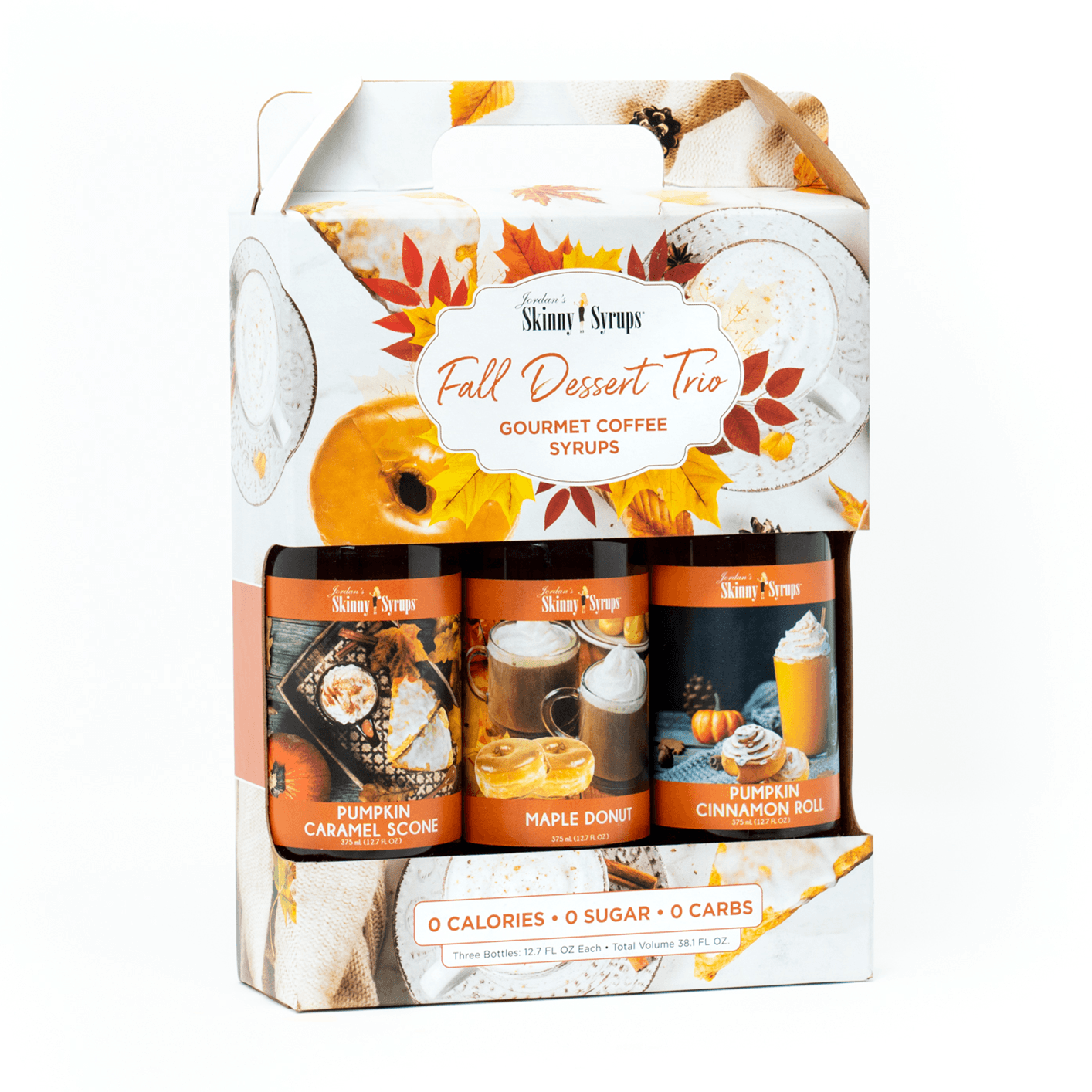 Fall Dessert Syrup Trio - Skinny Mixes