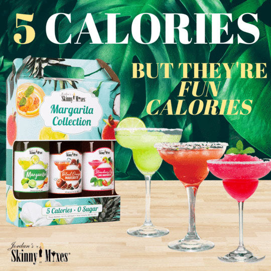 Margarita Mix Trio - Skinny Mixes