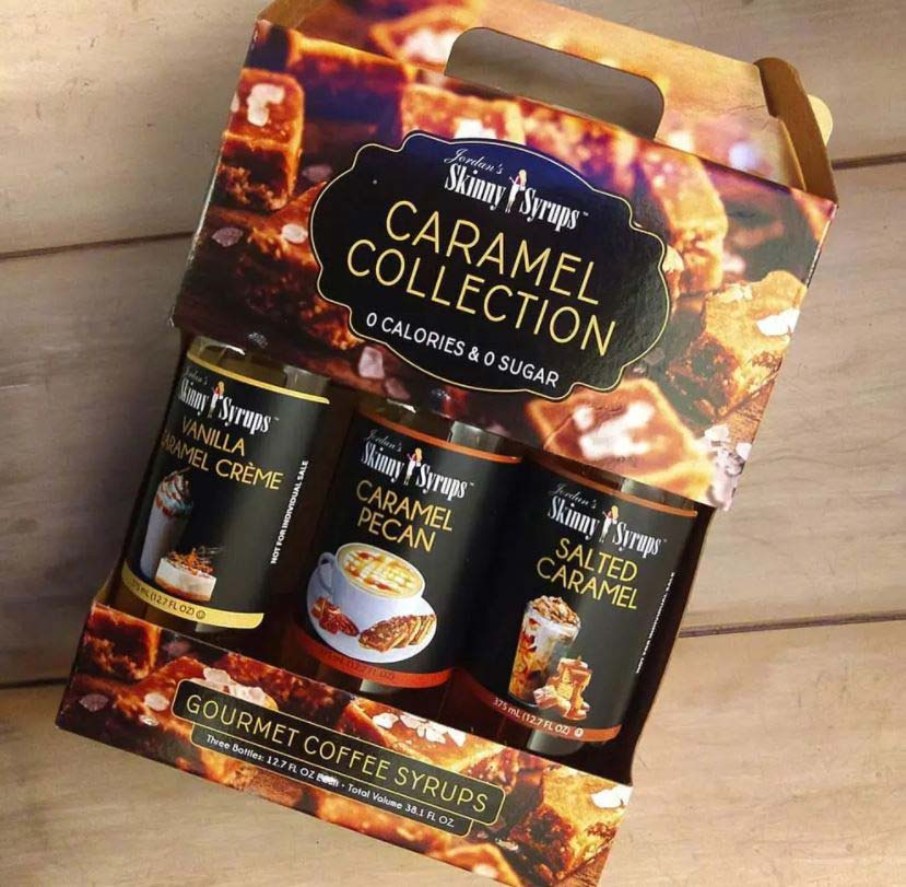 Caramel Collection Trio - Skinny Mixes