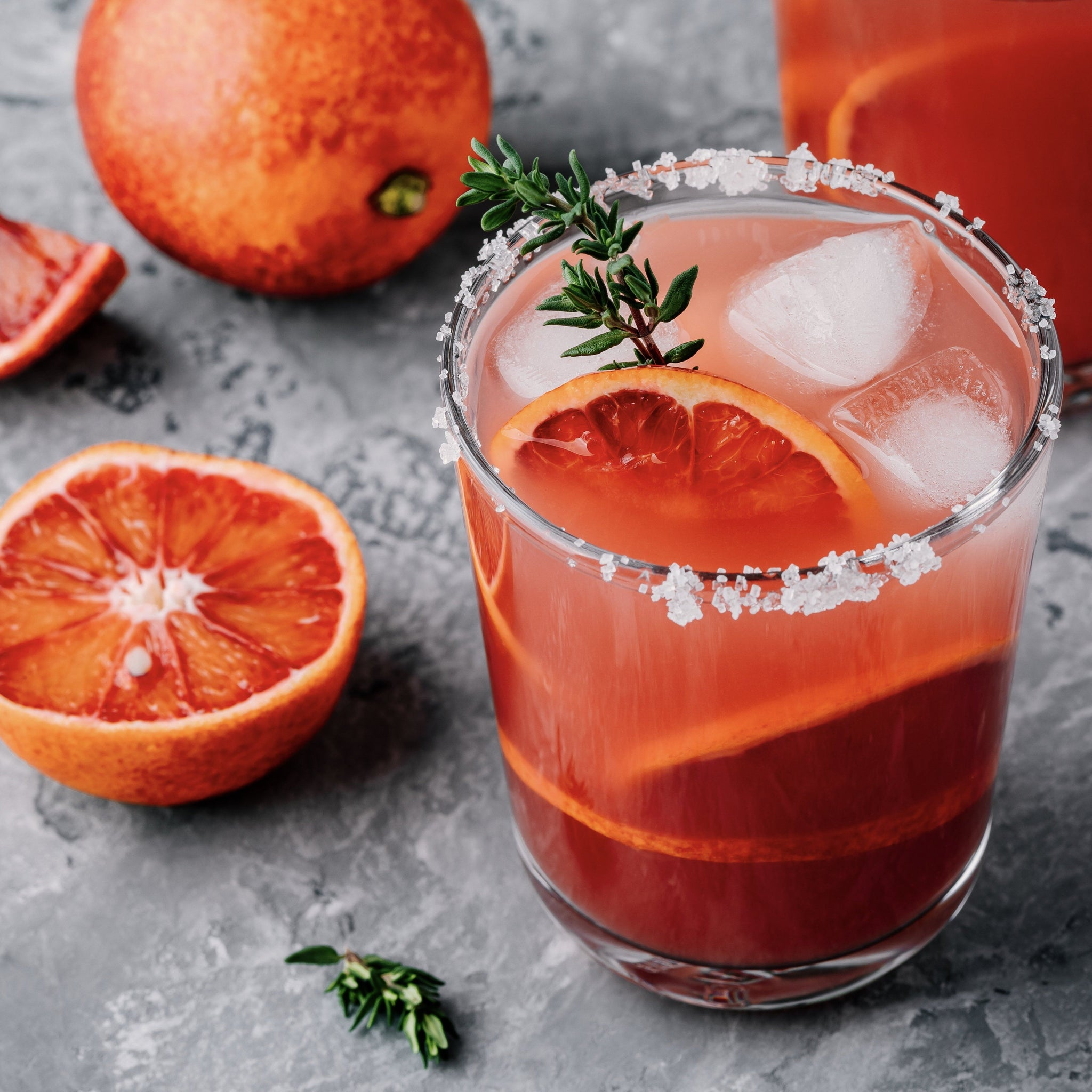 Skinny Blood Orange Margarita Mix - Skinny Mixes