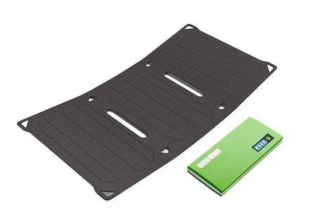 SOLAR POWER PACK