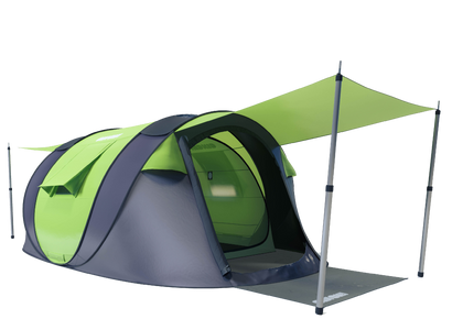 4-MAN CINCH! POP-UP TENT