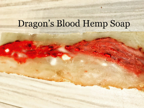 Dragon's Blood Moisturizing Soap